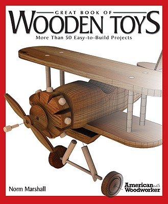 Great Book of Wooden Toys By Marshall, Norm